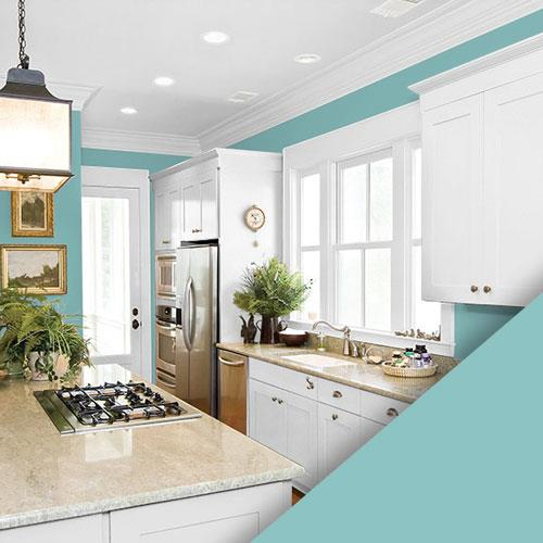 Aqua Paint Colors Interior Exterior Paint Colors For Any Project