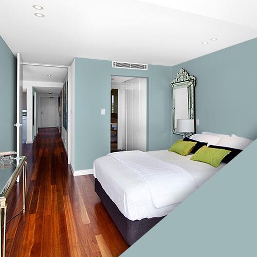 Aqua Paint Colors - Interior & Exterior Paint Colors For Any ...