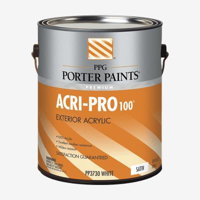 ACRI-PRO<sup>&#174;</sup> 100 Exterior Latex