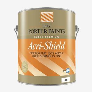 ACRI-SHIELD<sup>&#174;</sup> Exterior Acrylic