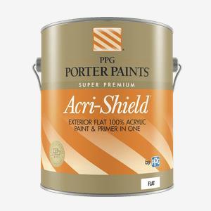 ACRI-SHIELD<sup>®</sup> Exterior Acrylic
