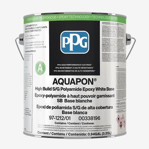 Epoxi de poliamida de alto espesor AQUAPON<sup>®</sup>