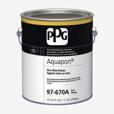 AQUAPON<sup>&#174;</sup> Zinc Rich Primer