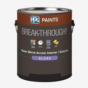 BREAK-THROUGH!<sup>®</sup> 250 Interior/Exterior WB Acrylic