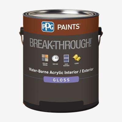 BREAK-THROUGH!<sup>&#174;</sup> 250 Interior/Exterior WB Acrylic