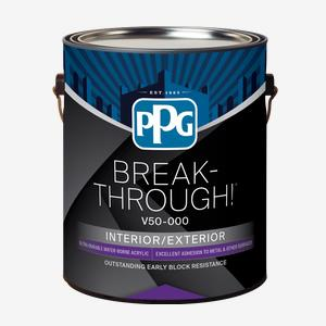 Acrílico a base de agua para interiores/exteriores BREAK-THROUGH!<sup>®</sup> 50
