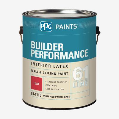 BUILDER PERFORMANCE<sup>™</sup> Interior Latex