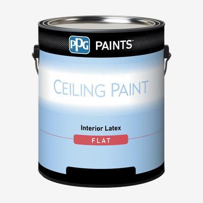 Ceiling White Interior Latex
