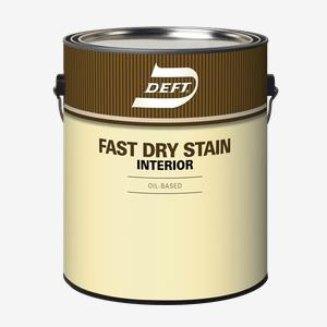 DEFT<sup>&#174;</sup> Interior Fast Dry Oil-Based Stain