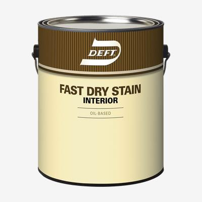 DEFT<sup>®</sup> Interior Fast Dry Oil-Based Stain