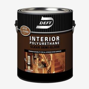 DEFT<sup>&#174;</sup> Interior Oil-Based Polyurethane (450 VOC)