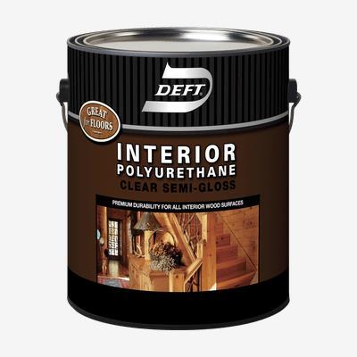 DEFT<sup>&#174;</sup> Interior Oil-Based Polyurethane (450 VOC)