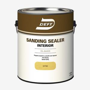 DEFT<sup>&#174;</sup> Interior Oil-Based Sanding Sealer