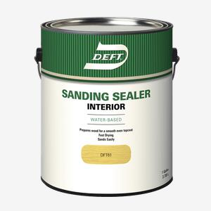 DEFT<sup>&#174;</sup> Interior Water-Based Sanding Sealer