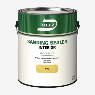 DEFT<sup>&#174;</sup> Interior Water-Based Sanding Sealer