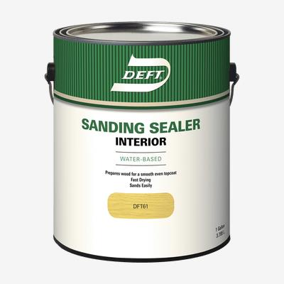 DEFT<sup>®</sup> Interior Water-Based Sanding Sealer