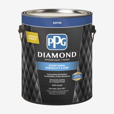 Diamond Interior Paint Primer Professional Quality Products Ppg