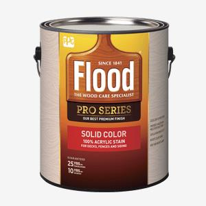 FLOOD<sup>&#174;</sup> PRO 100% Acrylic Stain
