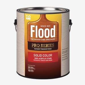Tinte 100 % acrílico FLOOD<sup>®</sup> PRO