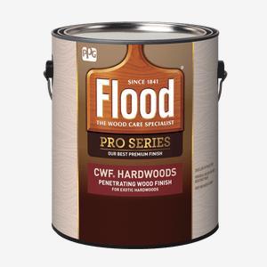 FLOOD<sup>&#174;</sup> PRO CWF<sup>&#174;</sup> Hardwoods Penetrating Wood Finish