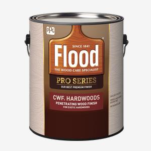 FLOOD<sup>®</sup> PRO CWF<sup>®</sup> Hardwoods Penetrating Wood Finish
