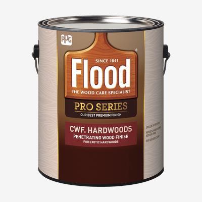 FLOOD<sup>®</sup> PRO CWF<sup>®</sup> Hardwoods Penetrating Wood Finish