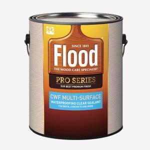 Sellador impermeabilizante transparente para múltiples superficies FLOOD<sup>®</sup> PRO CWF<sup>®</sup>