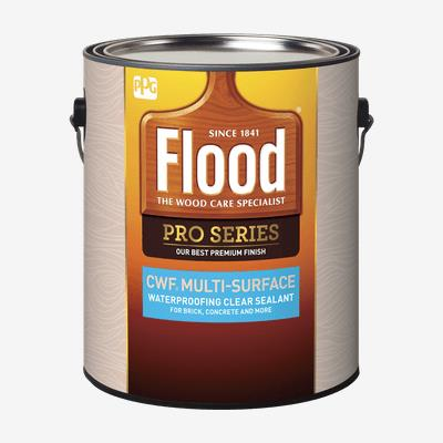 FLOOD<sup>&#174;</sup> PRO CWF<sup>&#174;</sup> Multi-Surface Waterproofing Clear Sealant