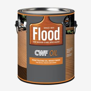 FLOOD<sup>&#174;</sup> PRO CWF<sup>&#174;</sup> Penetrating Oil Wood Finish