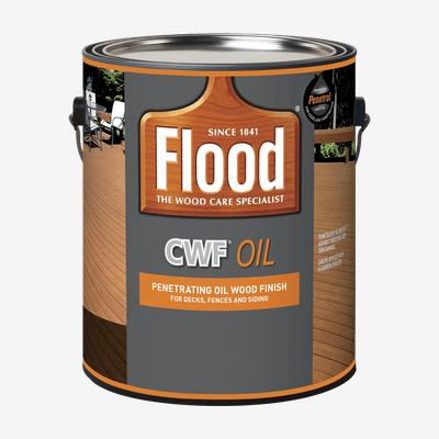 FLOOD<sup>®</sup> PRO CWF<sup>®</sup> Penetrating Oil Wood Finish