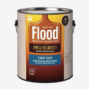 FLOOD<sup>®</sup> PRO CWF-UV<sup>®</sup>5 Penetrating Wood Finish