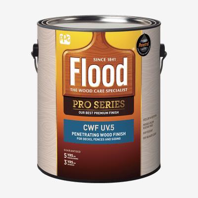 FLOOD<sup>&#174;</sup> PRO CWF-UV<sup>&#174;</sup>5 Penetrating Wood Finish
