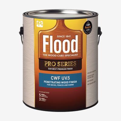 FLOOD<sup>®</sup> PRO CWF-UV<sup>®</sup>5 Penetrating Wood Finish