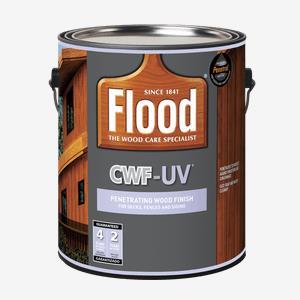 FLOOD<sup>&#174;</sup> PRO CWF-UV<sup>&#174;</sup> Penetrating Wood Finish