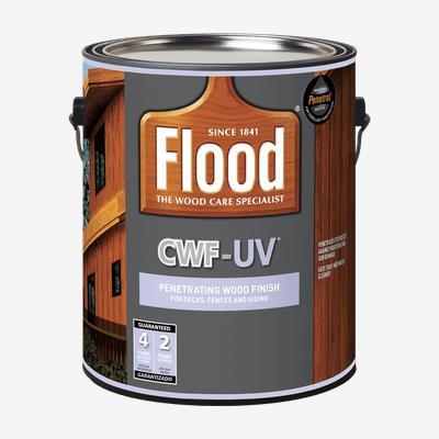 FLOOD<sup>®</sup> PRO CWF-UV<sup>®</sup> Penetrating Wood Finish