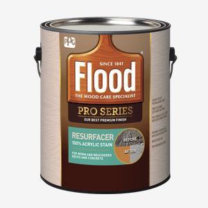 Revestimiento 100 % tinte acrílico FLOOD<sup>®</sup> PRO
