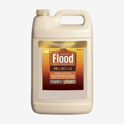 FLOOD<sup>&#174;</sup> PRO Wood Cleaner
