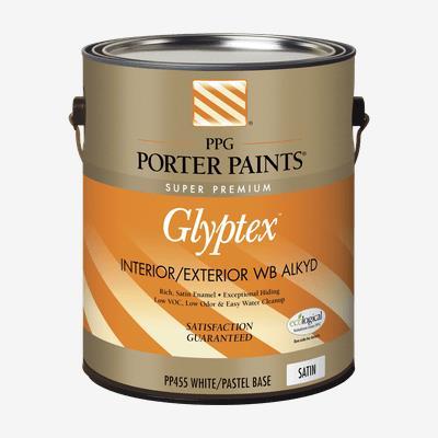GLYPTEX<sup>™</sup> Interior/Exterior Urethane Alkyd