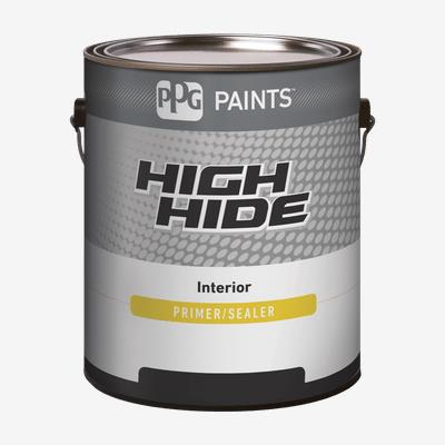High Hide Interior Latex Primer/Sealer