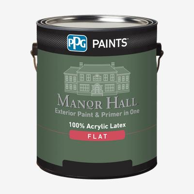 MANOR HALL<sup>&#174;</sup> Exterior Latex