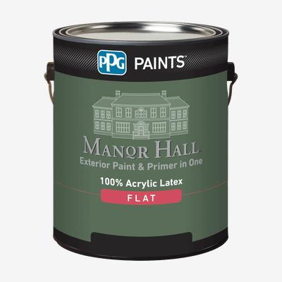 MANOR HALL<sup>®</sup> Exterior Latex