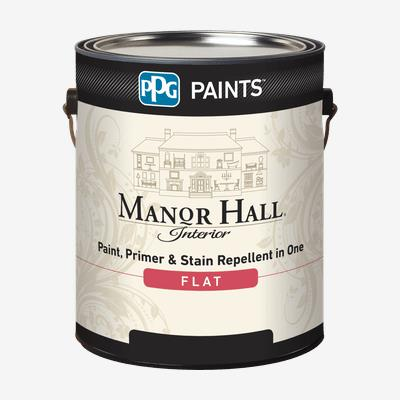 MANOR HALL<sup>&#174;</sup> Interior 100% Acrylic Latex