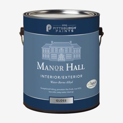 Manor Hall Interior Exterior Latex