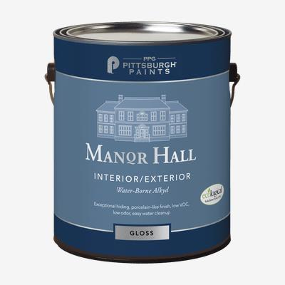 MANOR HALL<sup>®</sup> Interior/Exterior Latex
