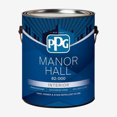 MANOR HALL<sup>®</sup> Interior Latex