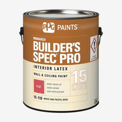 MONARCH<sup>®</sup> BUILDER'S SPEC<sup>®</sup> PRO Interior Latex