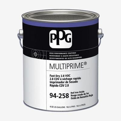 MULTIPRIME<sup>&#174;</sup>/DEVGUARD<sup>&#174;</sup> One-Component Alkyd Primer