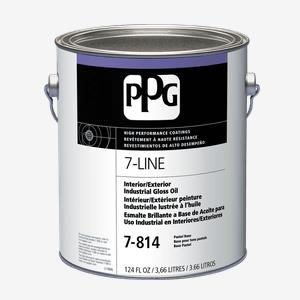 7-LINE<sup>®</sup> Interior/Exterior Industrial Gloss Oil