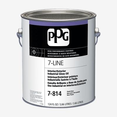 7-LINE<sup>&#174;</sup> Interior/Exterior Industrial Gloss Oil