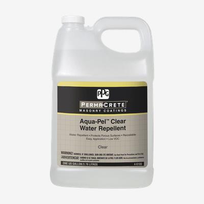 PERMA-CRETE<sup>&#174;</sup> AQUA-PEL<sup>™</sup> Interior/Exterior Clear Water Repellent
